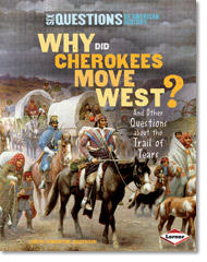 Cherokees Book for children