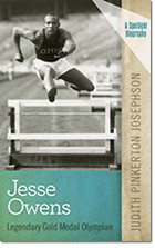 Jesse Owens book cover