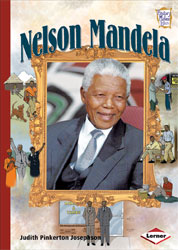 Nelson Mandela Biography for children
